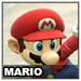 Mario Icon SSBWU