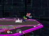 Luigi Forward throw SSBM