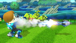 Gunner Missile