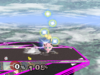 Jigglypuff Up throw SSBM