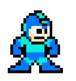 Megaman sprite