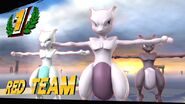 Mewtwo T-Pose