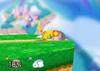 Pikachu Floor attack (front) SSB