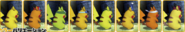 SSB4-Pikachu Palette 001