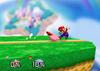 Kirby Dash attack SSB