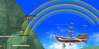 Mushroom Kingdom: Rainbow Cruise