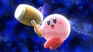 Kirby Air Hammer SSB4 Wii U