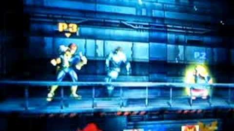 Super Smash Bros Brawl glitch Wario Man killed then revived?
