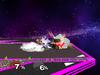 Dr. Mario Floor attack (back) SSBM