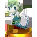 SSB3DS Spirit Zelda Trophy
