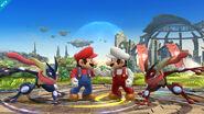 Mario greninja mirror