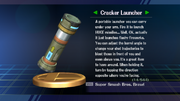 Cracker Launcher SSBB