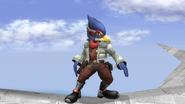 Falco Idle Pose 1 Brawl