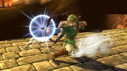 Link Hero's Bow SSBWU