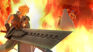 SSB4-Wii U Congratulations Cloud All-Star