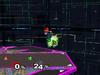 Mario Down aerial SSBM