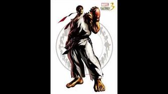 Marvel vs Capcom 3 - Theme of Ryu