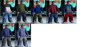 Marty alternate costumes