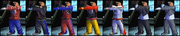 SSX Tricky JP Costumes