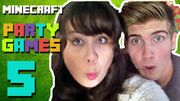 Minecraft party games 5