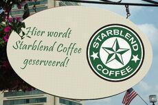 Starblend Coffee Uithangbord.jpg