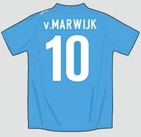 Marco Van Marwijk shirt