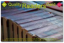 Readers Card