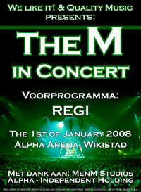 The M in Concert