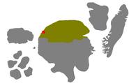 Provinciekaart Esdoornheuvels