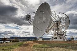 IGFR radiotelescoop