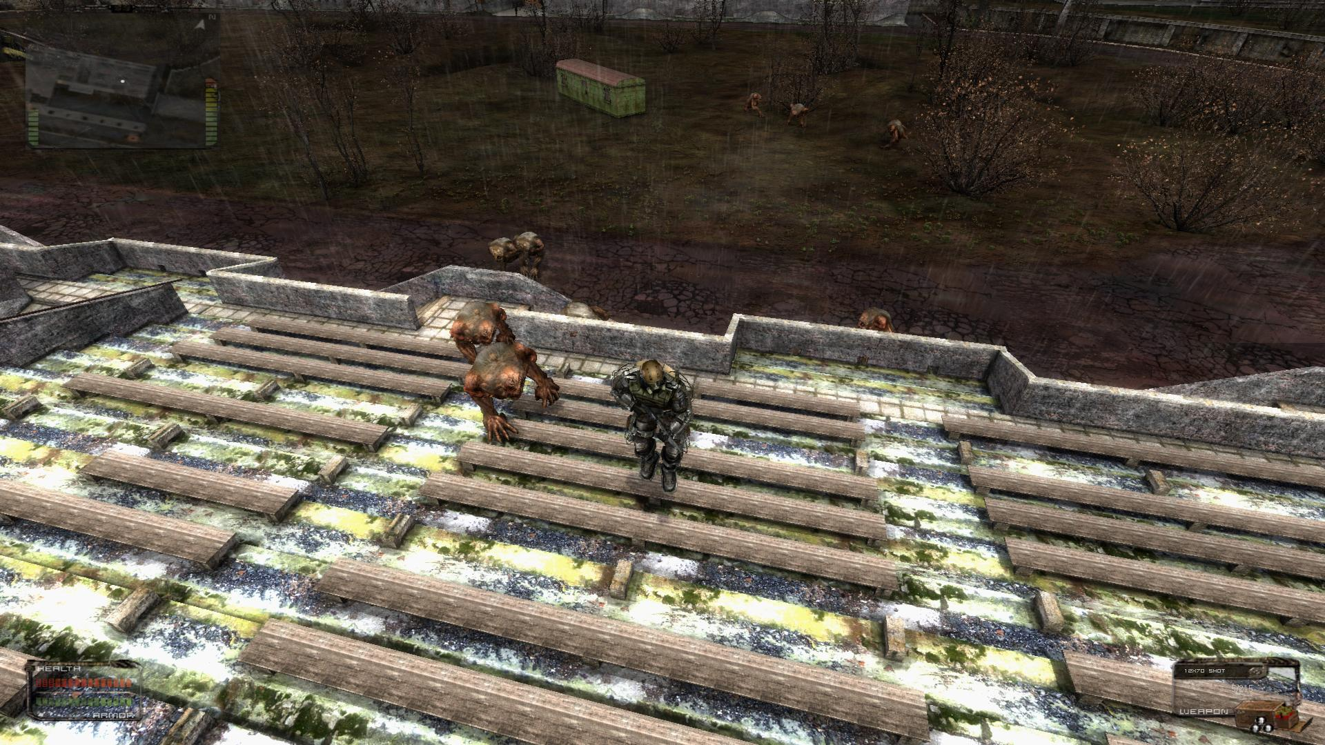 call of pripyat misery how to start new game