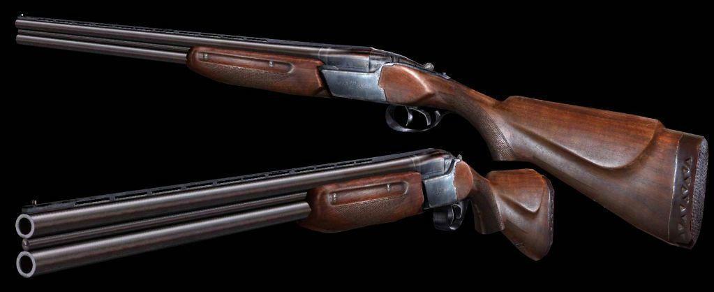 Hunting shotgun | S.T.A.L.K.E.R. Wiki | FANDOM powered by Wikia