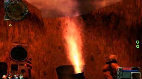 Boiler anomaly - STALKER Call of Pripyat