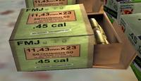 Build 1844 45 FMJ Ammobox