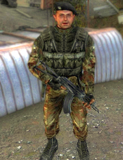Major Kuznetsov