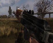 AKS-74U reloading