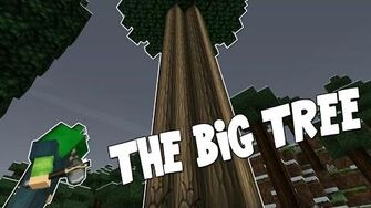 Minecraft - Mission To Mars - The BIG Tree! 3-0