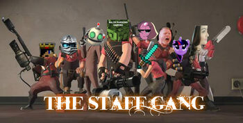 Staff Gang