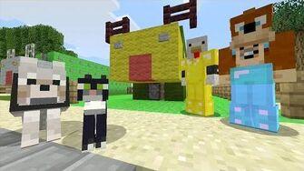Minecraft Xbox - Wiggly Worm 215