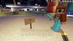 Minecraft Xbox - Water Rush 131