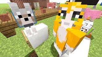 Minecraft Xbox - Building Time - Wonderland 2-1