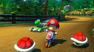 Mario Kart 8 - Grand Prix - Shell Cup-0
