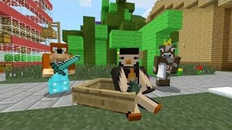 Minecraft Xbox - Bouncy Boats 158