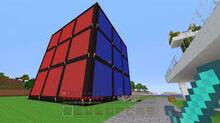 Giant Rubrix Cube