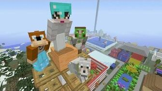 Minecraft Xbox - Tumble Tower 196