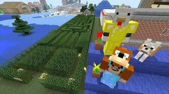Minecraft Xbox - Behind Bars 221