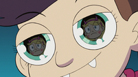 S2E41 Star Butterfly reflected in Oskar's eyes