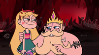 S1E9 Star and King Butterfly promise to keep a secret