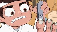 S2E4 Marco clips his sensei's toenails