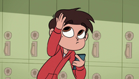 S1E17 Marco straightening his hair